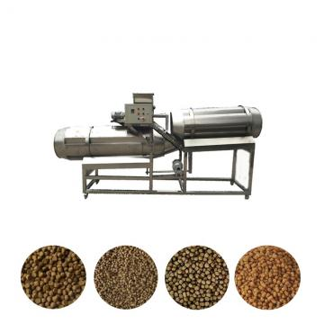 Twin Screw Fish Feed Pellet Equipment Price