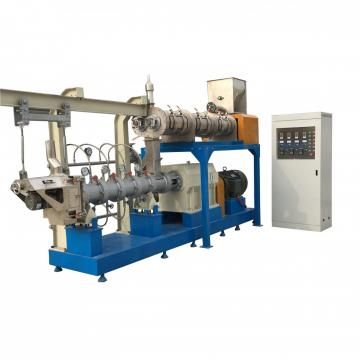 Twin Screw Fish Feed Processing Equipment Price