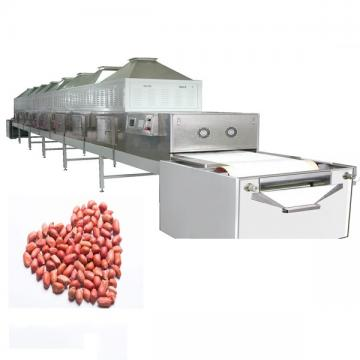Microwave Drying and Sterilization Equipment for Bread Worms