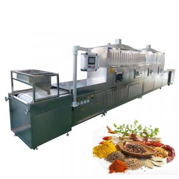 Microwave Drying and Sterilization Machine Microwave Fixing Equipment