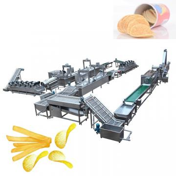 New Small Scale Fresh Potato Chips Production Machine
